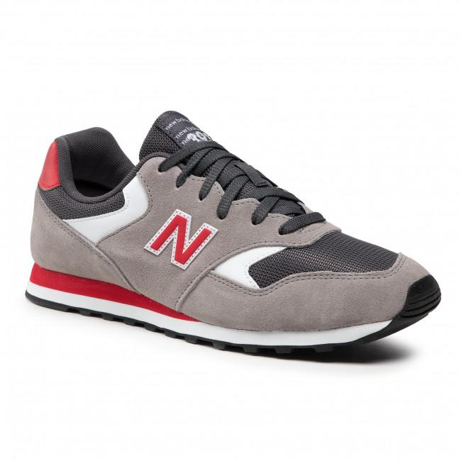 Sneakers NEW BALANCE - ML393VT1 Grigio