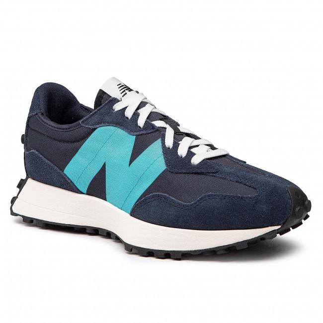 Sneakers NEW BALANCE - MS327FD Blu scuro