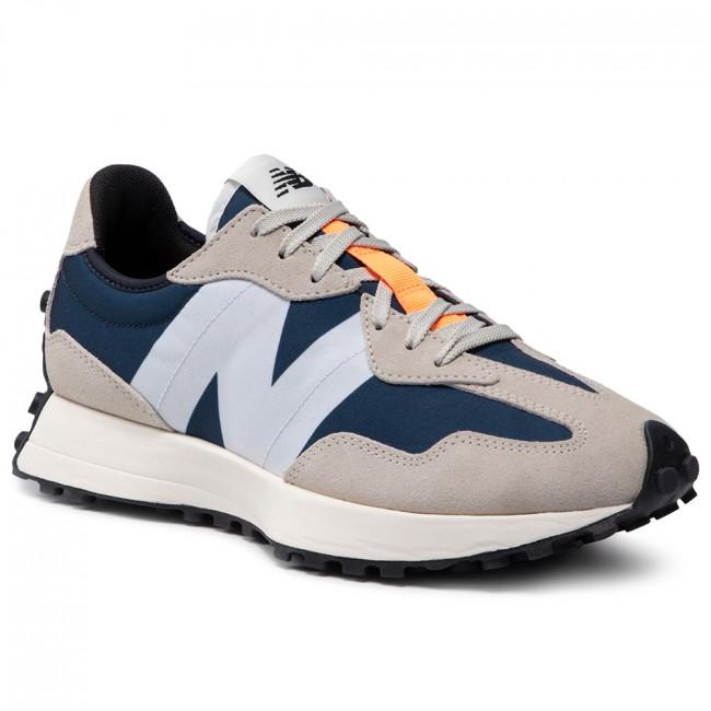 Sneakers NEW BALANCE - MS327IA Beige Multicolore