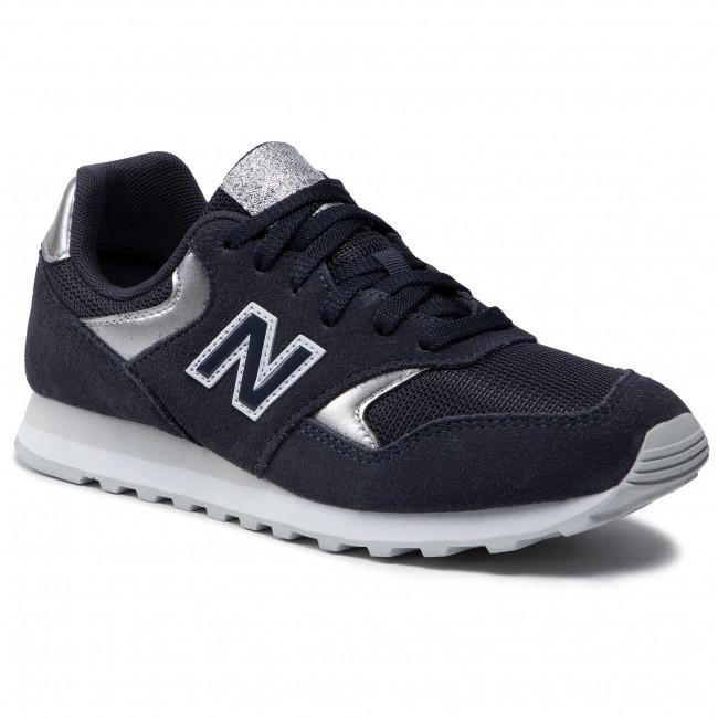 Sneakers NEW BALANCE - WL393MLC Blu scuro