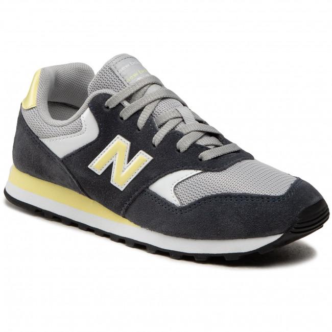 Sneakers NEW BALANCE - WL393VS1 Grigio