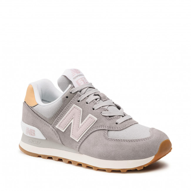 Sneakers NEW BALANCE - WL574NA2 Grigio