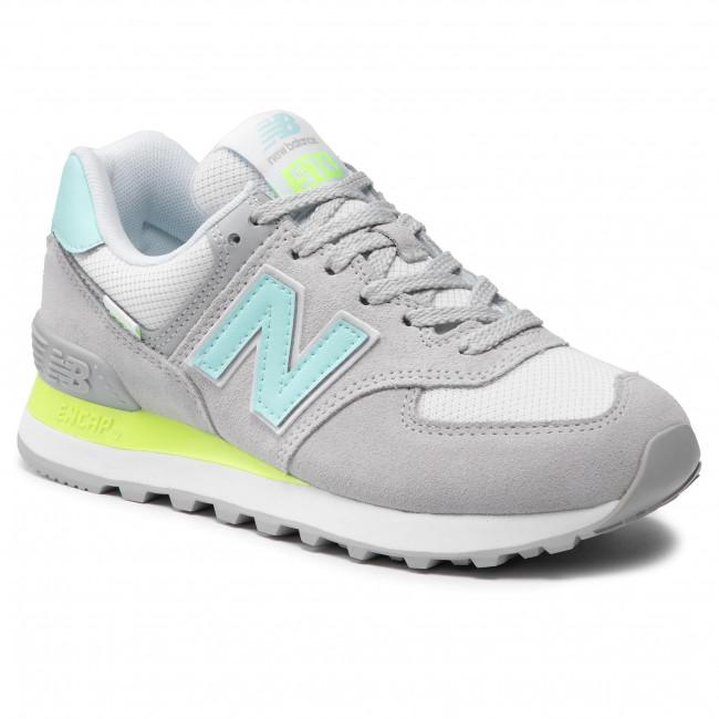 Sneakers NEW BALANCE - WL574SS2 Grigio
