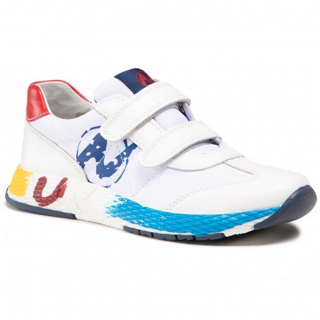 Sneakers NATURINO - Jesko Vl 0012015885.03.1N10 D White/Red