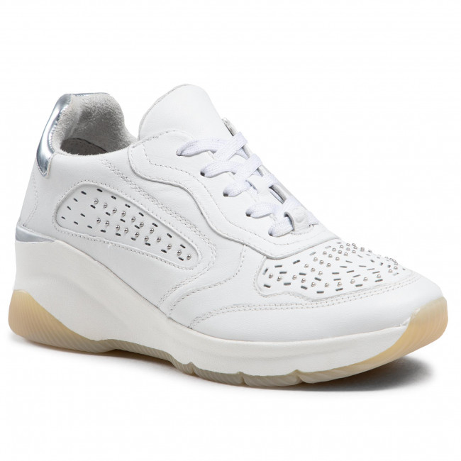 Sneakers TAMARIS - 1-23722-26 White Leather 117