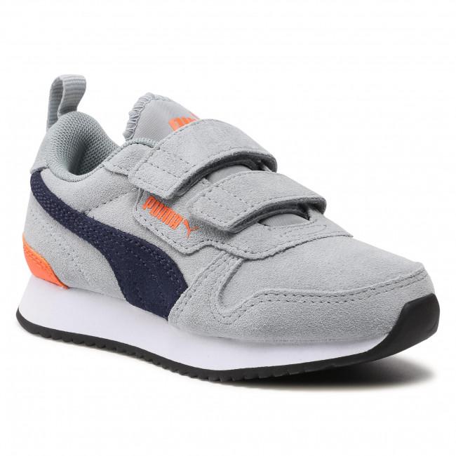 Sneakers PUMA - R78 Sd V Ps 368590 03 Quarry/Peacoat/Dragon Fire