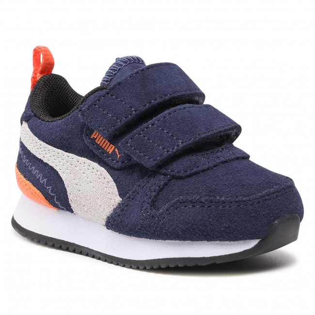 Sneakers PUMA - R78 Sd V Inf 368591 02 Peacoat/Gray Violet/Df