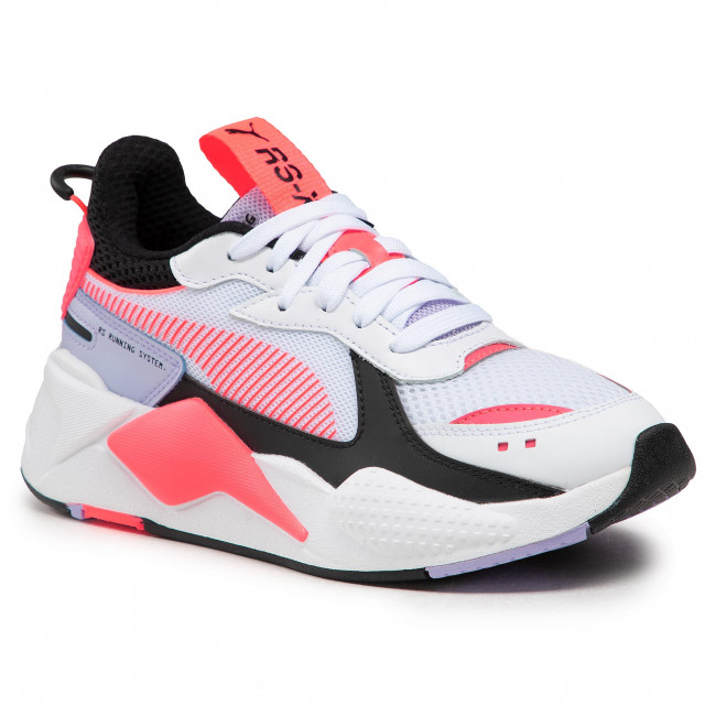 Sneakers PUMA - Rs-X 90S 370716 07 White/Igni Pink/Ignite Pink