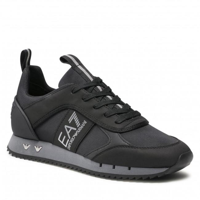 Sneakers EA7 EMPORIO ARMANI - X8X027 XK219 Q226 Black/Iron Gate/Silv