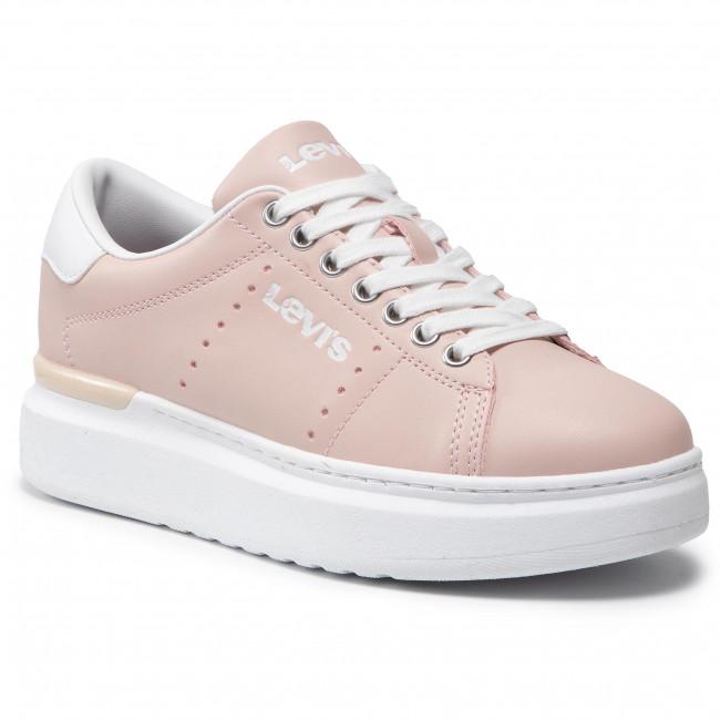 Sneakers LEVI'S® - VELM0001S  Pastel Pink 0310