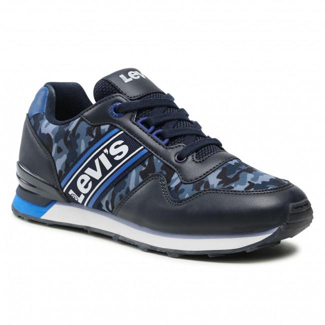 Sneakers LEVI'S® - New Springfield VSPR0061T Navy Camo 0789