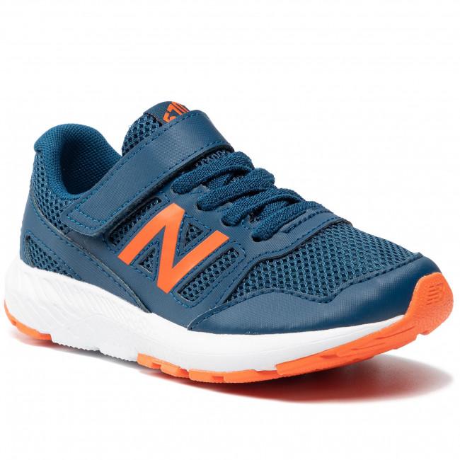 Sneakers NEW BALANCE - YT570BO2 Blu