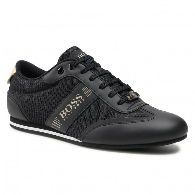 Sneakers BOSS - Lighter 50370438 10199225 01 Black 006