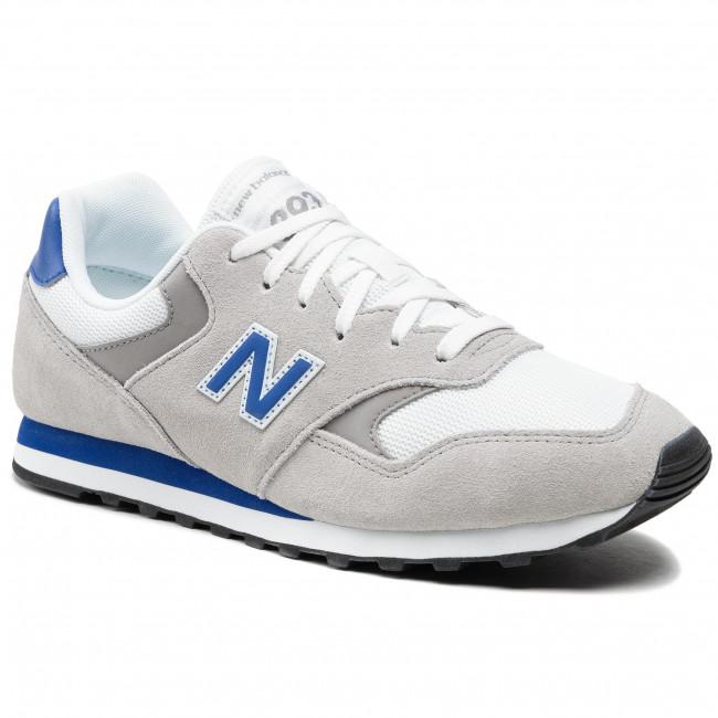 Sneakers NEW BALANCE - ML393VY1 Grigio