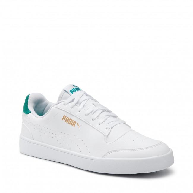 Sneakers PUMA - Shuffle Perf 380150 02 White/Parasailing/Gold