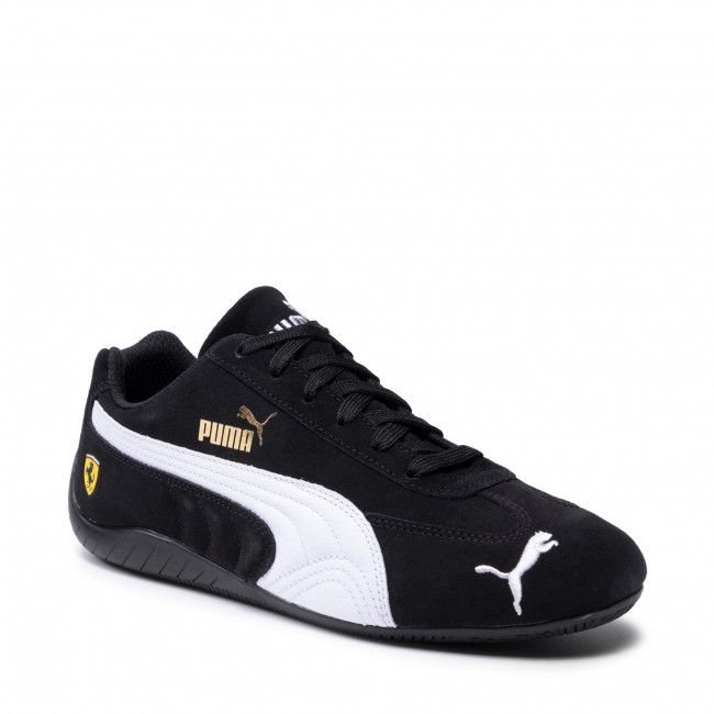 Sneakers PUMA - Ferrari Speedcat 306796 01 Puma Black/Puma White