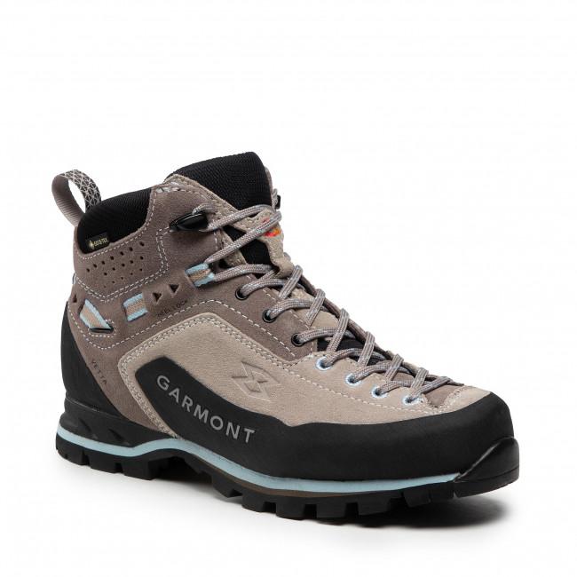 Scarpe da trekking GARMONT - Vetta Gtx GORE-TEX 000274 Warm Grey/Light Blue