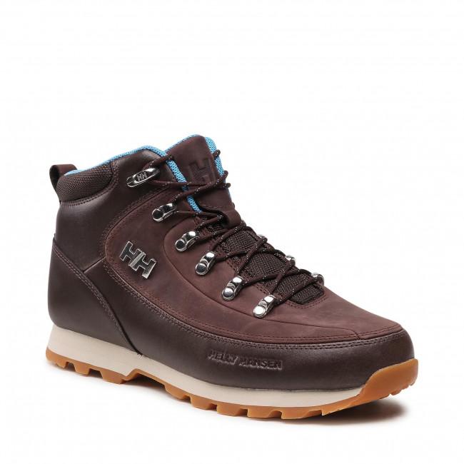 Scarpe da trekking HELLY HANSEN - W The Forester 105-16.709 Coffee Bean/Tundra Blue/Pale Gum