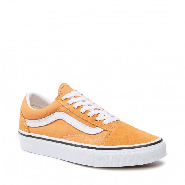 Scarpe sportive VANS - Old Skool VN0A3WKT3SP1 Golden Nugget/True White