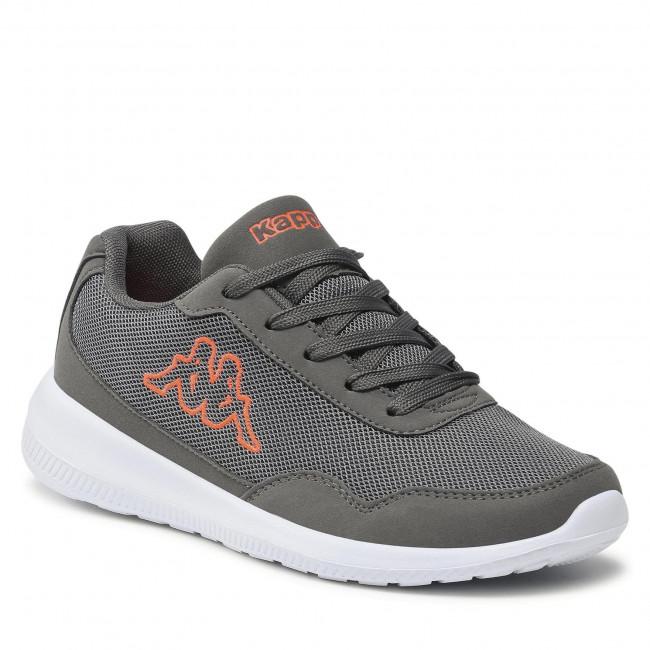 Sneakers KAPPA - Follow 242495 Grey/Coral 1629