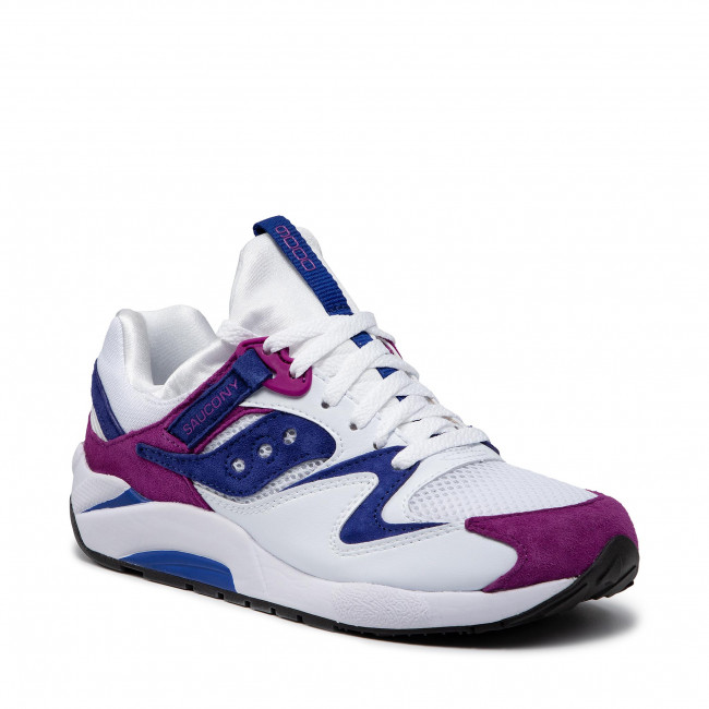 Sneakers SAUCONY - Grid 9000 S70439-2 Wht/Pur