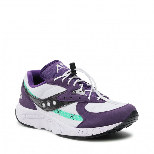 Sneakers SAUCONY - Aya S70460-10 Vio Ind/Wht