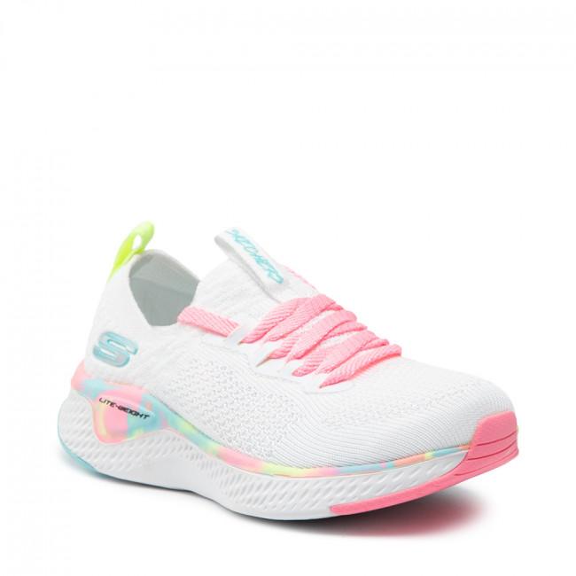 Sneakers SKECHERS - Solar Fuse 302040L/WMLT White/Multi