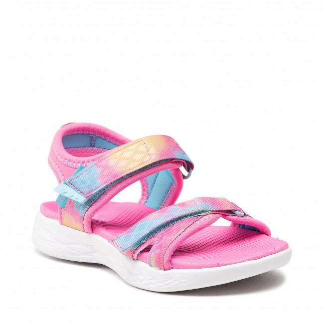 Sandali SKECHERS - Tide Turner 302121L/PKMT Pink/Multi