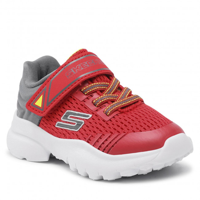 Sneakers SKECHERS - Mezder 407271N/RDCC Red/Charcoal