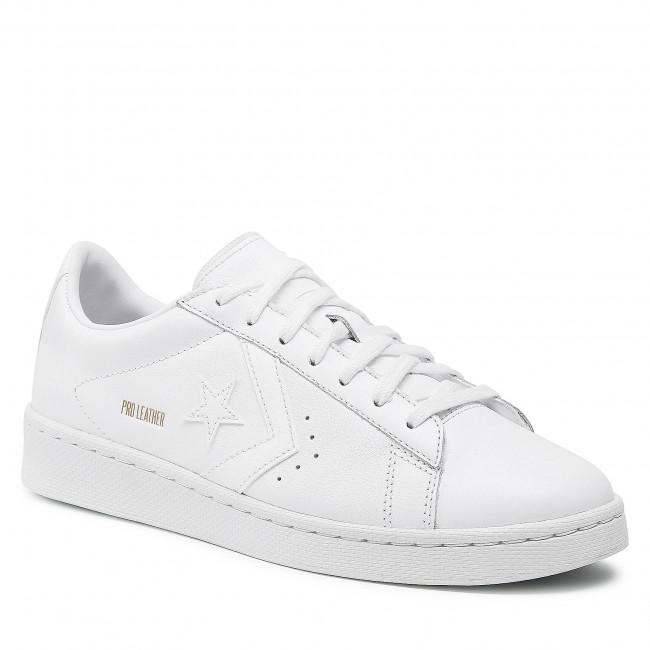 Sneakers CONVERSE - Pro Leather Ox 167239C White/White/White