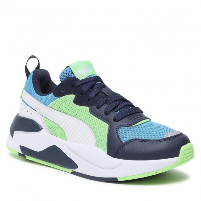 Sneakers PUMA - X-Ray Jr 372920 08 Blue/White/Peacoat/Green