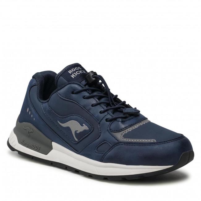 Sneakers KANGAROOS - Rooki 2 Sl  19024 000 4245  Navy/Grey