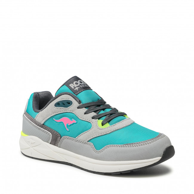 Sneakers KANGAROOS - Rk Ultimate 19051 000 4229 Turquoise/Grey