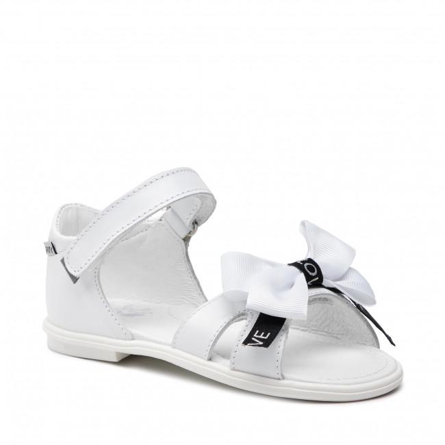 Sandali BARTEK - 16041001  Bianco