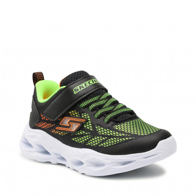 Sneakers SKECHERS - Vortex-Flash 400030L/BKLM Black/Lime