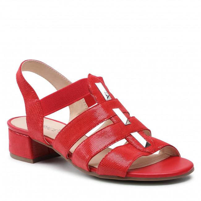 Sandali CAPRICE - 9-28200-26 Red Reptile 530