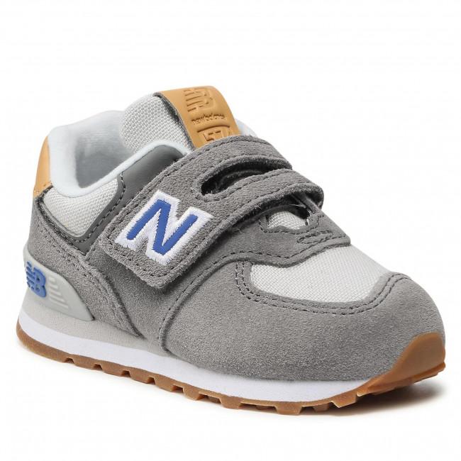 Sneakers NEW BALANCE - IV574NA2 Grigio