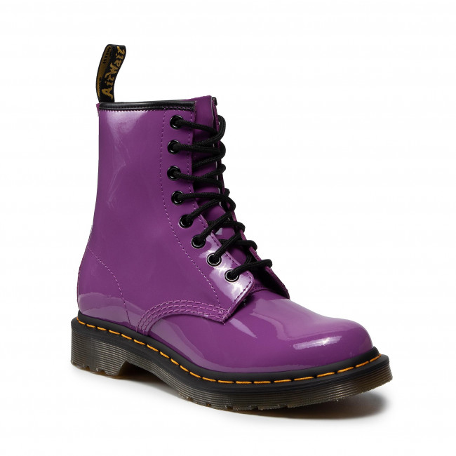 Anfibi DR. MARTENS - 1460 W 26425501 Bright Purple