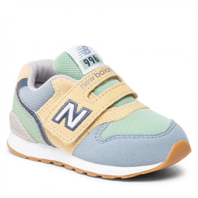 Sneakers NEW BALANCE - IZ996OB3  Multicolore Verde