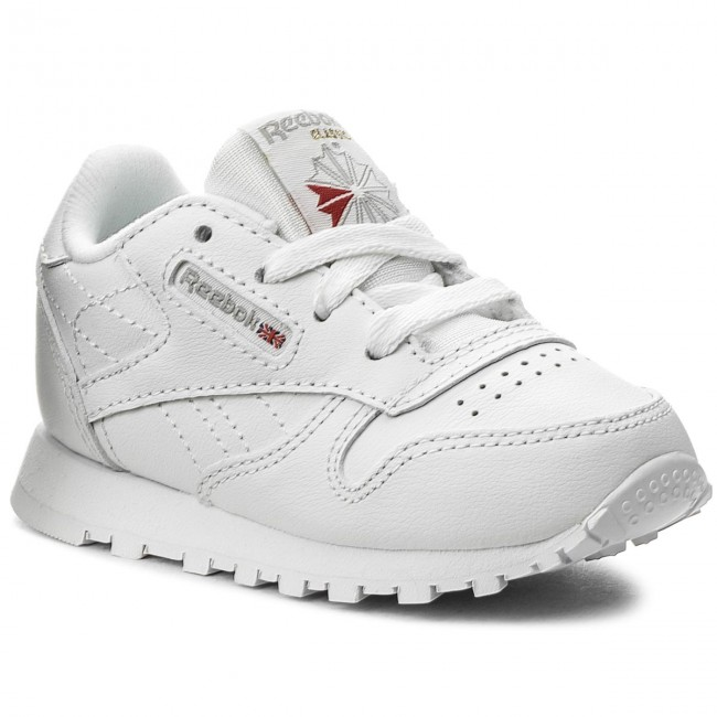 new product d9a11 daa79 Scarpe Reebok - Classic Leather Infants 50192 White