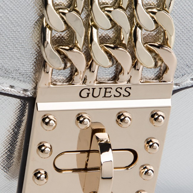 Borsa GUESS Prisma (MG) Mini Bags HWMG72 99710 SIL