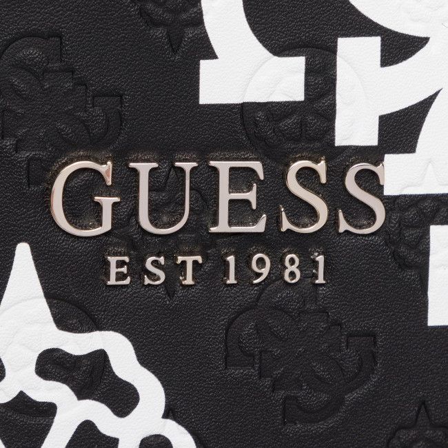 Borsa Guess - Kamryn (ac) Hwac66 91230 Black Multi Shopper Borseescarpe.it W0Fhr