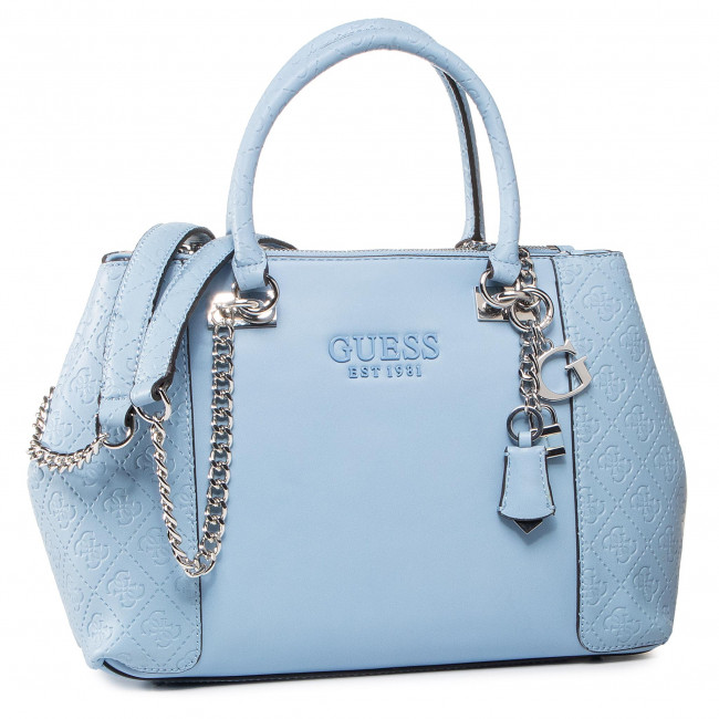 Borsa GUESS Queenie (Sy) Mini HWSY76 66690 COR