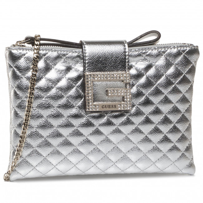 Borsa GUESS Dazzle (BG) Evening Bags HWBG76 75690 SIL