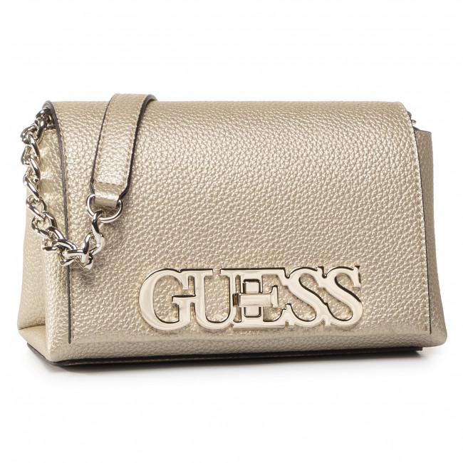 Borsa GUESS - Uptown Chic (MG) Mini HWMG73 01780 GOLD