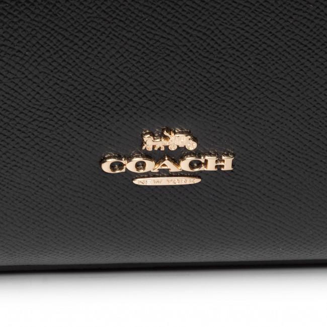 Borsa COACH - Xgrn Ltr Folio Tot 78246 GDBLK GD/Black - Shopper - Borse