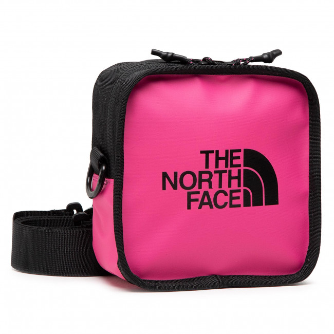 Borsetta THE NORTH FACE - Explore Bardu II NF0A3VWSEV81  Mr. Pink/Tnfblck