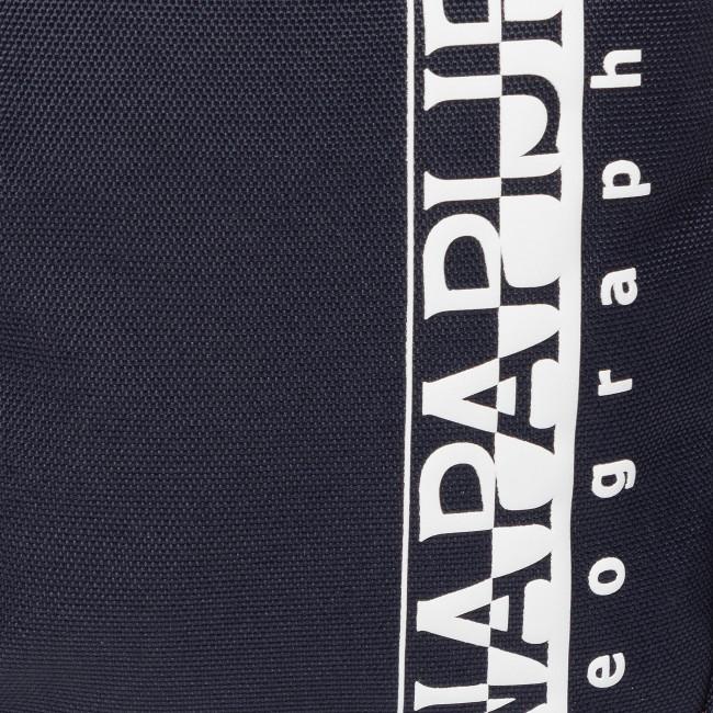 Borsellino NAPAPIJRI - Happy Cross S Re NP0A4EA11 Blu Marine 761 - Uomo - Borse per adolescenti - Pelletteria - Accessori
