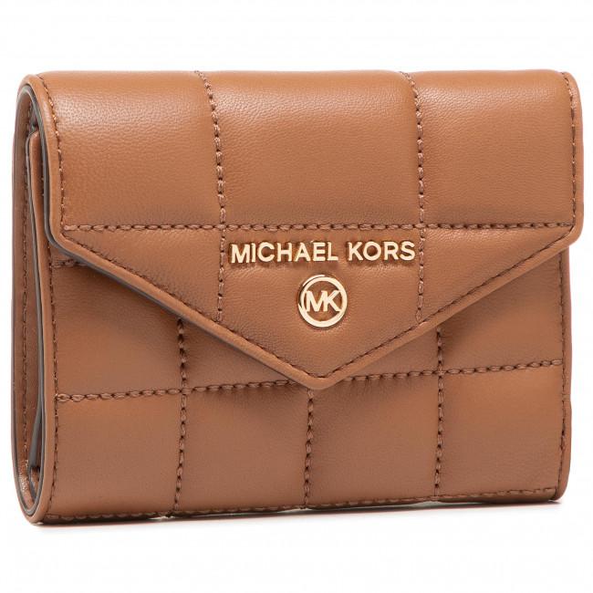 Portafoglio piccolo da donna MICHAEL MICHAEL KORS - Jet Set Charm 34F0GT9E6L  Luggage