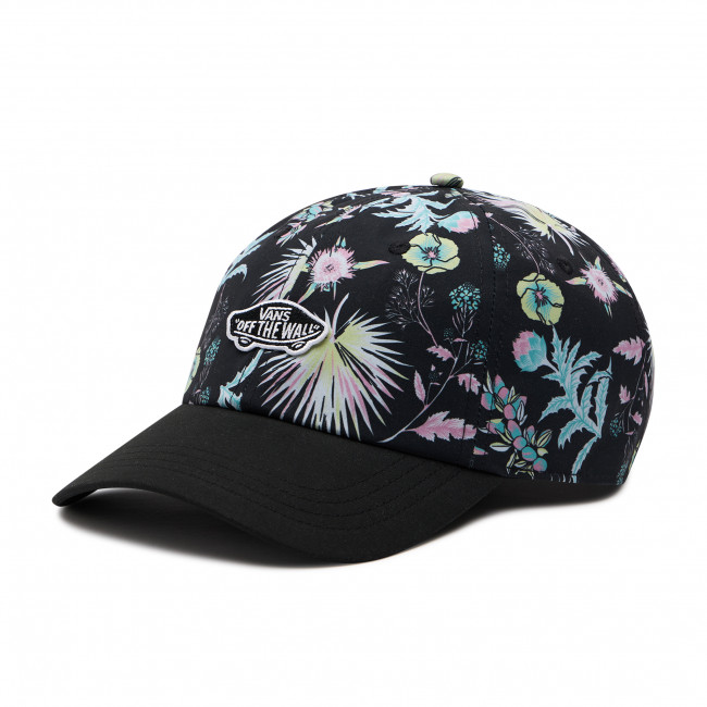 Cappello con visiera VANS - Court Side Prin VN0A34GRZFR1 Califas Black